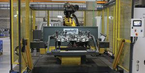 3-axis welding positioner