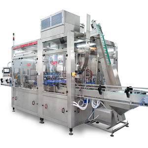 fully-automatic filling and capping machine