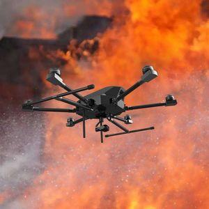 hexarotor UAV