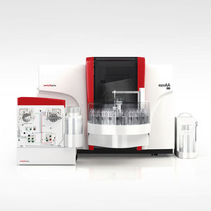 atomic absorption spectrometer / for laboratories / for industrial applications / for food analysis