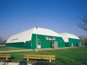 sports hall / modular