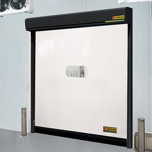 roll-up doors / industrial / for cold storage / high-speed