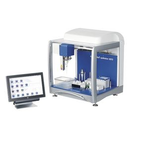 microplate pipetting system
