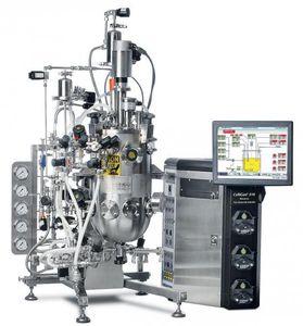 pilot bioreactor / process / floor-standing