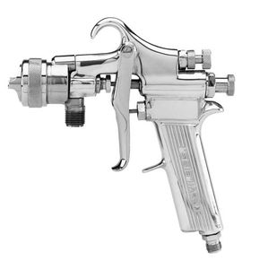 spraying gun / finishing / for paint / manual