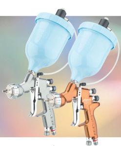 spraying gun / coating / manual / gravity feed