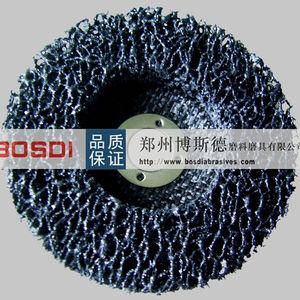 polishing abrasive disc