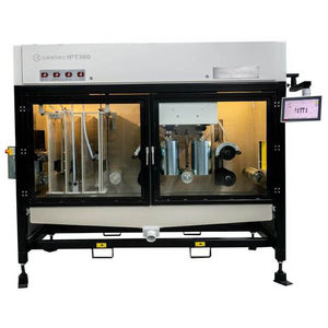 automatic paint booth