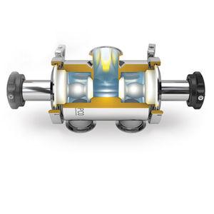 radial diaphragm valve