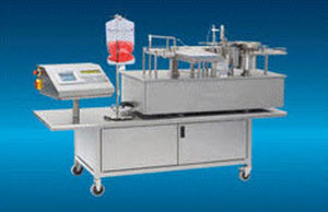 filling system for the pharmaceutical industry