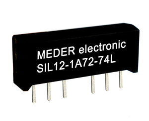 high-frequency reed relay