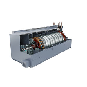 three-phase generator set