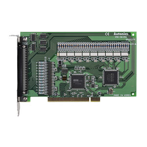 PCI motion control card / 4-axis / servomotor / stepper