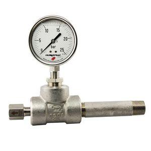 poppet excess-flow valve