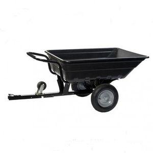 industrial material trailer