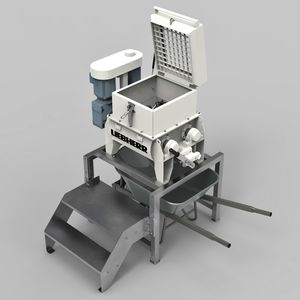 laboratory kneader