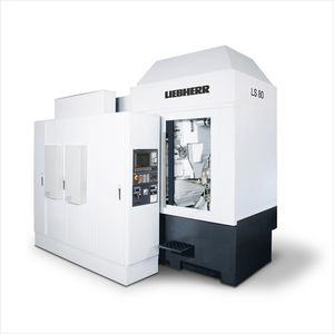 CNC gear-shaping machine