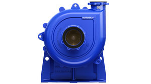 slurry pump / centrifugal / industrial / horizontal mount