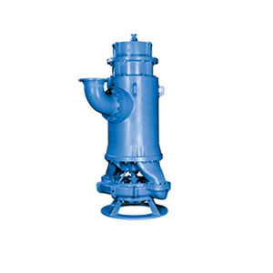 slurry pump / electric / submersible / centrifugal with volute