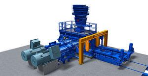 hydraulic mill