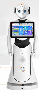 autonomous reception robot