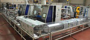 parts inspection line