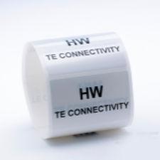 adhesive label