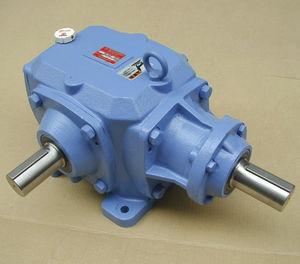 bevel gear reducer-multiplier