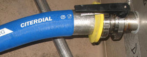 alcohol hose / for beverages / for milk / transport