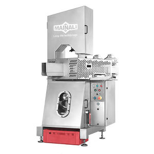 frozen product slicing machine