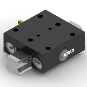 guide rail brake unit