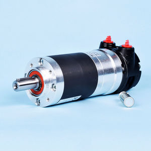air motor with planetary reduction gear