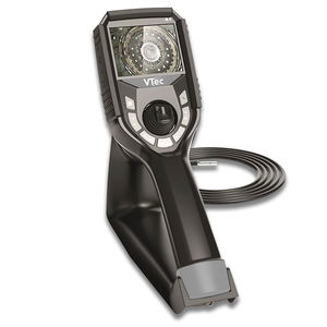 flexible videoscope / industrial / portable / with memory card