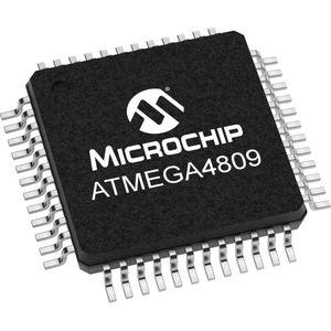 8-bit microcontroller