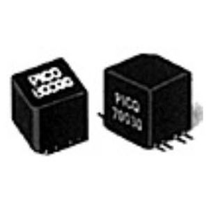 audio transformer / electrical power supply / encapsulated / for electronics