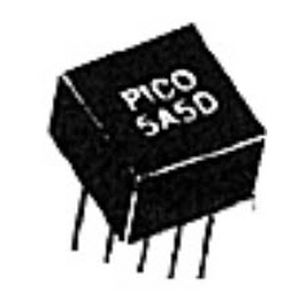 SMD DC/DC converter / encapsulated / plug-in / step-down