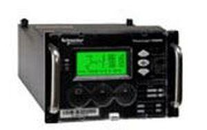panel-mount electric energy meter