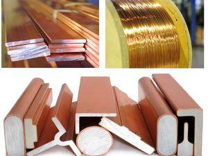 copper-clad aluminum alloy