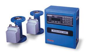 mass flow meter / for bulk materials / clamp-on / for bulk materials