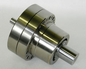 cycloidal servo-gearbox