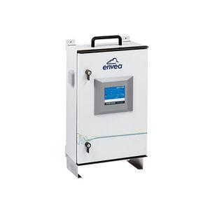 nitrogen analyzer / oxygen / carbon dioxide / flue gas