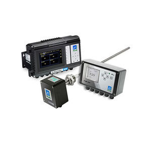 particle monitoring system / (CEMS) continuous emission / real-time / automatic