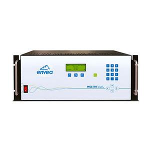 air analyzer calibrator / for environmental analysis / multi-point / automatic