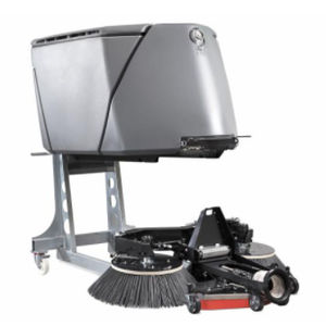 ride-on suction sweeper