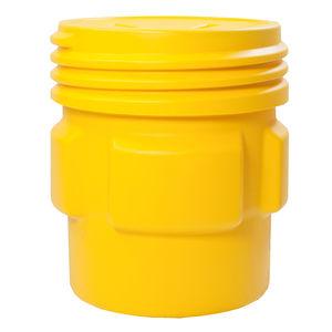 high-density polyethylene (HDPE) drum