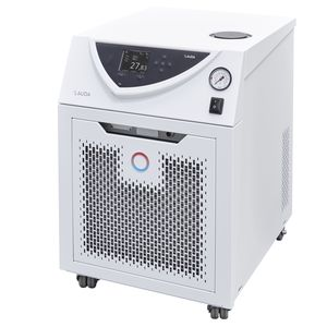 laboratory recirculation chiller / air-cooled / low-temperature