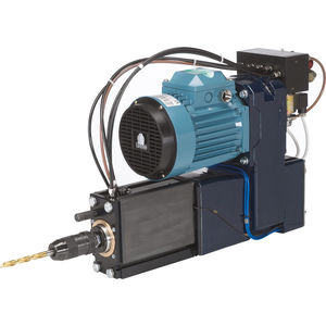 electric drilling unit / electro-hydraulic / single-spindle / multi-spindle