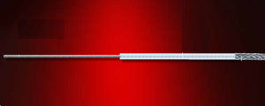 PTFE-insulated heating cable