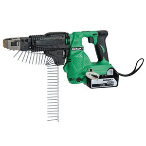 electric screwdriver with automatic feed