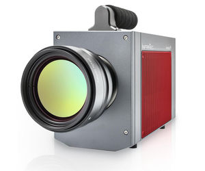 monitoring camera / thermal imaging / infrared / focal plane array